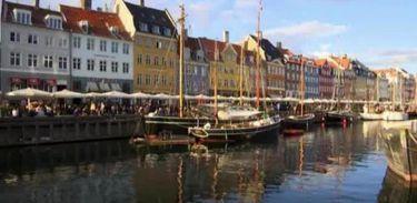 Camarote.21 visita Copenhague, capital da Dinamarca