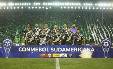Vasco da Gama, Copa Sul-Americana, Oriente Petrolero