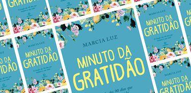 """Livro """"Minuto de Gratidão"""""""