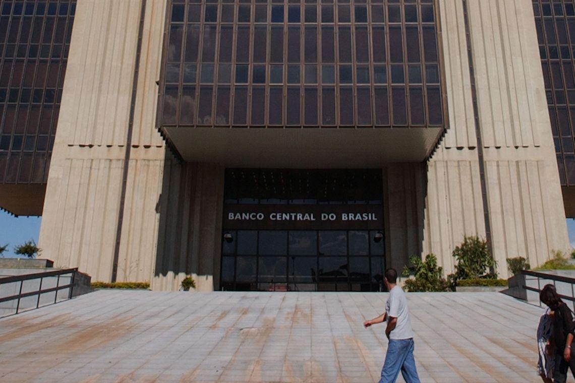 Brasília - Edifício-sede do Banco Central do Brasil (Wilson Dias/Agência Brasil)