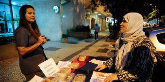 Refugiados da guerra na Síria vivem no Rio de Janeiro