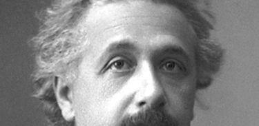 Albert Einstein na década de 1920