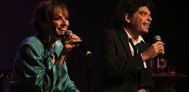 Nina Wirtti e Marcos Sacramento