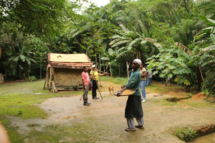 O sistema agrícola tradicional das comunidades quilombolas do Vale do Ribeira, no sudeste paulista