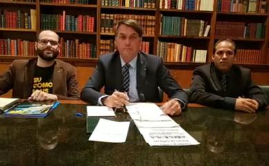 Live 1.1.2020 do Presidente Jair Bolsonaro