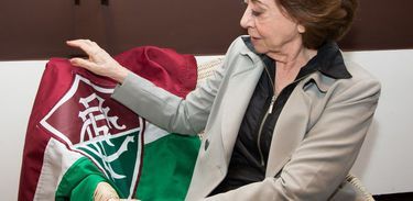 Fernanda Montenegro, Fluminense futebol Clube
