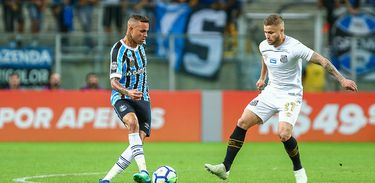Grêmio 5 X 1 Santos