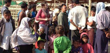 A ONU clama pela proteção de civis em Mianmar