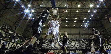 Botafogo x Pinheiros