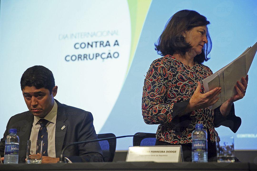 Brasília - O Ministério da Transparência e Controladoria-Geral da União promove evento em comemoração ao Dia Internacional Contra a Corrupção (José Cruz/Agência Brasil)