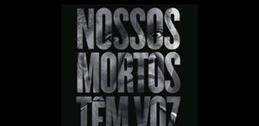 Cartaz do curta-metragem 'Nossos mortos têm voz'