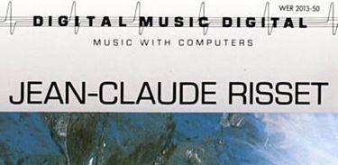 Álbum de Jean-Claude Risset, com peças que estão no programa