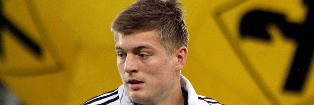 Toni Kroos, jogador da Alemanha