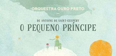 "Capa do CD ""O Pequeno Príncipe"""