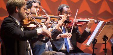 Concerto tem a participação do solista italiano Domenico Nordio