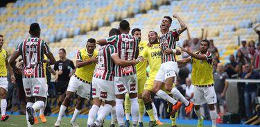 Fluminense 1 x 0 América-MG