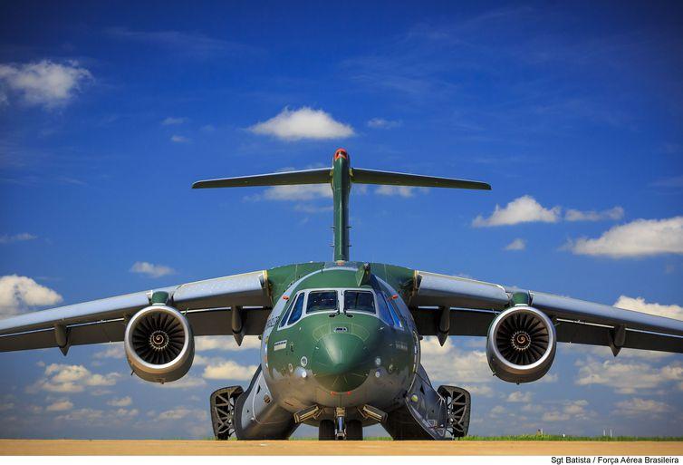 O gigante KC-390