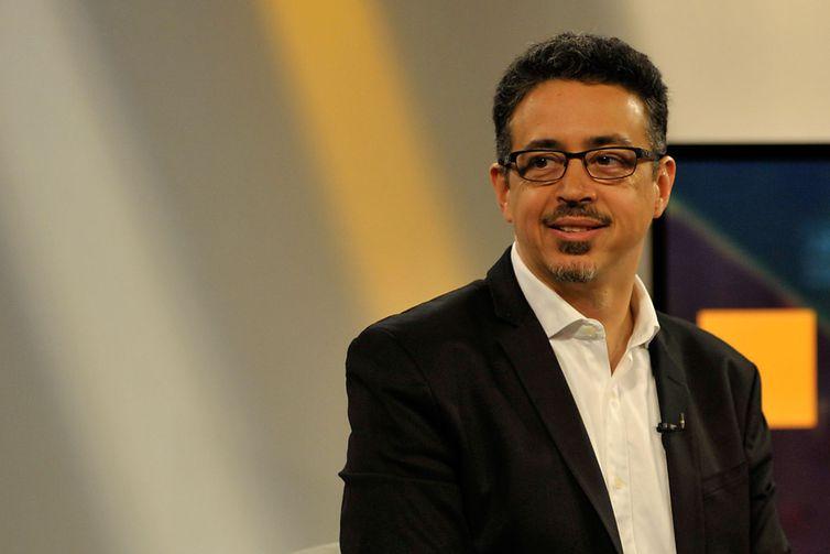 O ministro da Cultura, Sérgio Sá Leitão, participa do programa Por Dentro do Governo.