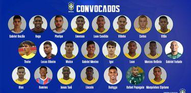Seleção Sub-20