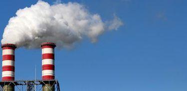 Poluição de fábrica