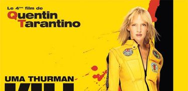 cartaz do filme Kill Bill, Volume 1