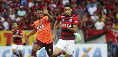 Flamengo 1 x 2 Atlético-PR
