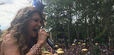 Carnaval em São Paulo, Elba Ramalho
