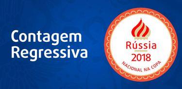 Contagem Regressiva Copa 2018