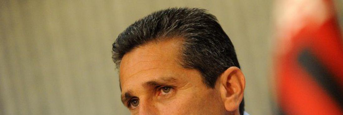 Jorginho, técnico do Flamengo.