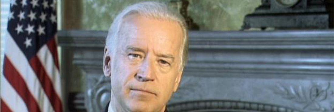 O vice-presidente Joe Biden chega ao Brasil nesta segunda