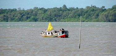 Exploração sexual infantil é recorrente nas embarcações da Amazônia