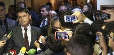 Ministério do Trabalho não perderá status de ministério, afirma Bolsonaro