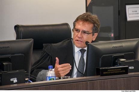 TJMG decreta 13 prisões no caso de Brumadinho. Habeas corpus para funcionários da Vale e Tüv e Süd foram negados pela 7a Câmara Criminal. Na foto, o desembargador Marcílio Eustáquio Santos, relator dos HCs.