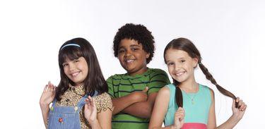 Juju, Luli e Chiquinho são amigos de Gaby Estrella