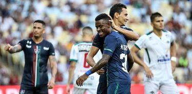 Fluminense 2 x 1 Cabofriense