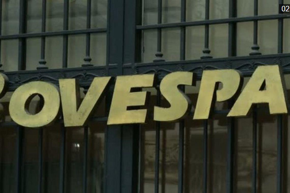 Bovespa-Reuters