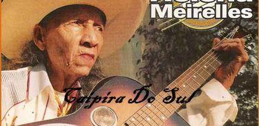 CD Caipira do Sul, Helena Meirelles - Capa/ Divulgação