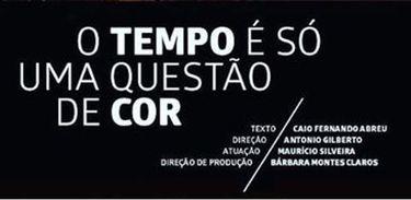 Peça reúne textos de Caio Fernando Abreu