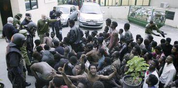 imigrantes subsaarianos solicitam asilo na UE