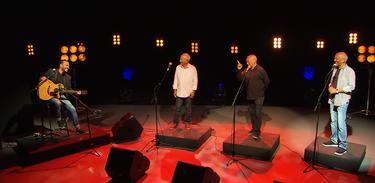 Banda Golden Boys celebra 60 anos de carreira no Todas as Bossas