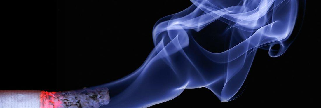 Fumaça de cigarro