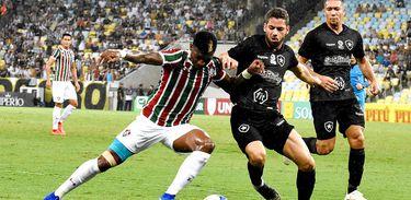 Fluminense 1 x 1 Botafogo