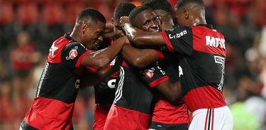 Flamengo 1 x 0 Cabofriense