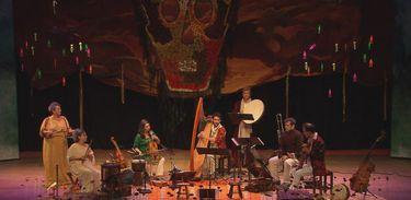 """Música Antiga da UFF apresenta o espetáculo """"Dança da Morte"""" no Partituras"""