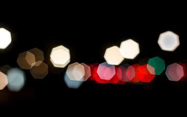 Luz pixalizada