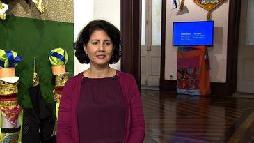 Claudia Castro, diretora do Museu Villa-Lobos