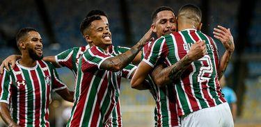 Fluminense 2 x 0 Santa Cruz