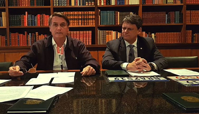 Live Bolsonaro 23.01.2020