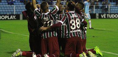 Fluminense 3 x 0 Avaí