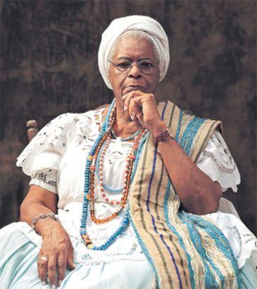 Maria Stella de Azevedo Santos - Iya Odé Kayode - nasceu no dia 2 de maio de 1925, na Ladeira do Ferrão, no Pelourinho, na cidade de Salvador